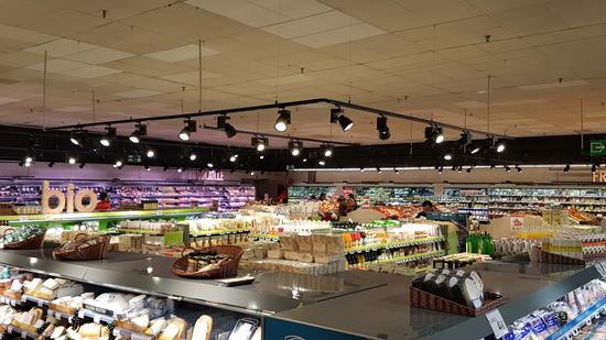 Aplsia - Carrefour fait évoluer son concept Market